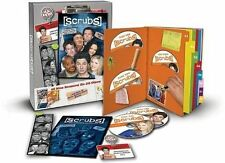 Scrubs: The Complete Collection (DVD, 2010, 26-Disc Set, Collectible Series New