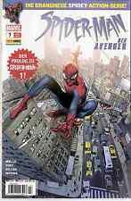 Comic - Spider-Man - Der Avenger Nr. 7 von 2013 Panini Verlag - deutsch