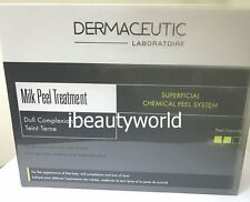Dermaceutic Milk Peel Treatment Dull Complextion #tw