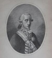 Conde de Floridablanca - José Moñino y Redondo, I conde de Floridablanca