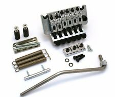SB-0290-010 Schaller Chrome Original Floyd Rose® Locking Tremolo Kit w/Nut