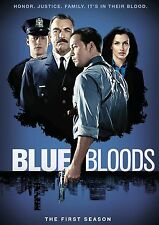 Blue Bloods TV Series Complete First 1st Season 1 One DVD SET Show Collection R1