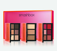 NEW*SMASHBOX LIGHT IT UP: 3 MINI PALETTES: EYES, CONTOUR, LIPS
