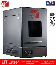20watt Q-SWITCHED FIBER LASER MARKING/ ENGRAVING SYSTEM FULLY ENCLOSED