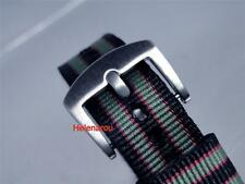 HR MOST screen accurate 18mm Version 6538 CONNERY BOND CUSTOM RAF 007 STRAP BAND