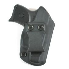 Badger State Holsters- Ruger LCP IWB Black Custom Kydex