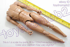 1:6 scale COO MODEL SE001 Series Of Empires Teutonic Knights NUDE BODY