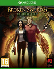 Broken Sword 5 The Serpent's Curse - Microsoft Xbox One - Brand New & Sealed