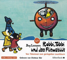 ROBBI, TOBBI UND DAS FLIEWATÜÜT - 2 CD - Boy Lornsen - Gelesen von Dietmar Bär