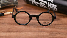 Hot Sale Moscot Vintage Round Glasses Frame Black For Unisex With Box