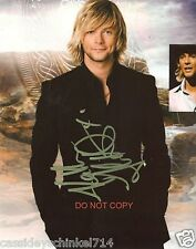 "Keith Harkin of the Celtic Thunder band Reprint Signed 8x10"" Photo #3 RP"