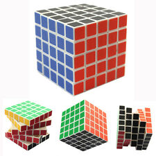 Smart 5x5x5 Speed Ultra-smooth Magic Cube Puzzle Twist Xmas Birthday Kids Gifts