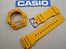 Genuine Casio G-Shock GW-7900CD watch band bezel yellow GW-7900 GW-7900B G-7900