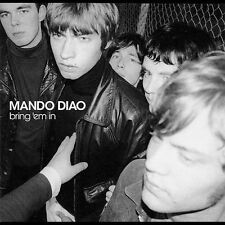 Mando Diao - Bring Em In [CD New] FREE SHIPPING FAST!