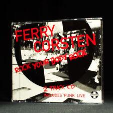 Ferry Corsten - Roca Your Cuerpo Roca - música cd EP