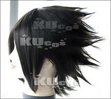 Final Fantasy VII ZACK/NARUTO Sasuke cosplay wig Anime tail party costumes hair