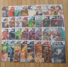 DC COMICS COUNTDOWN TO FINAL CRISIS #51 - 1 COMPLETE RUN SERIES SET