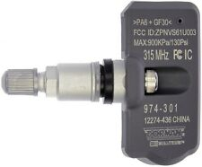 TPMS Tire Pressure Monitor Sensor Dorman 974-301 Requires Multi-Fit Tool to prog
