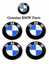 BMW E30 E32 E34 E36 Emblem Wheel Center Cap SET OF 4 Brand NEW 36 13 1 181 081