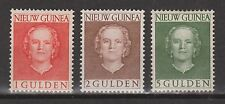 Indonesia Nederlands Nieuw Guinea New Guinea  19 - 21 MLH ong Juliana 1950-1952