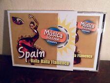 ALBUM CD - MUSICA SOLEADA - Baila Baila Flamenco - SPAIN -  2 PHOTOS