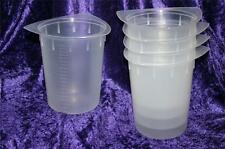 THREE TRIPOUR graduated measuring beakers MEASURE 1000ml 1L  plastic jug X3