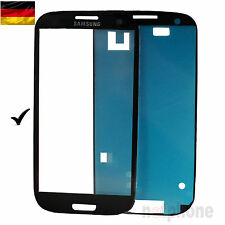 Samsung Galaxy S3 I9301 Neo Display Glas Touch Screen Front Glass Schw ORIGINAL