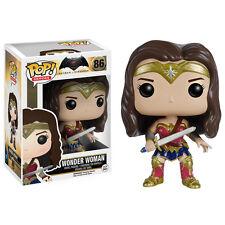 Funko Pop! Heroes Batman VS Superman Wonder Woman Figura in vinile (86) NUOVO