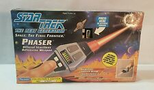 Playmates Star Trek The Final Frontier , light-up Phaser NIB 1992