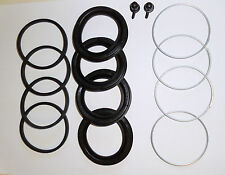 FORD ESCORT RS AND MEXICO MK2 1600 1800 BOTH SIDES FRONT CALIPER SEAL KIT NJ290