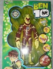 Ben 10 Transforming 20cm Action Figure - Heatblast - Brand New