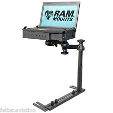 RAM Universal No-Drill Laptop Mount for Cars, Trucks