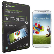 Cenitouch® - ULTRA SLIM Tempered-Glass Screen Protector for Samsung Galaxy S4