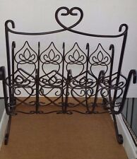 Southern Living at Home  Estate Collection Magazine Rack (Retired)