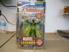 MARVEL LEGENDS PHASING VISION SERIES VII 2004  BRAND NEW   FAST/FREE SHIPPING