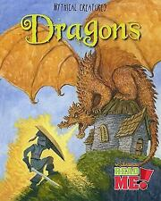 Dragons (Mythical Creatures)-ExLibrary