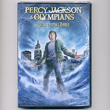 Percy Jackson Olympians Lightning Thief 2010 movie, DVD Greek mythology Brosnan
