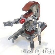 SW661 WA Lego Star Wars Droideka Destroyer Sniper Droid with Arms 75002 NEW