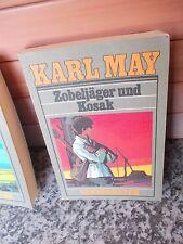 Karl May: Zobeljäger und Kosak, aus dem Ueberreuter Verlag