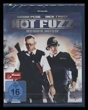 BLU-RAY HOT FUZZ - von den Machern von SHAUN OF THE DEAD - SIMON PEGG ** NEU **