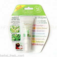 HERBAL ACNE REMOVER* Natural Scar Spot Pimple Cure Face Treatment Herb Cream Gel