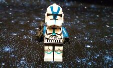 "Custom Star Wars 501st Legion Clone Trooper 1.75"" Minifigure + Lego Brick NEW"