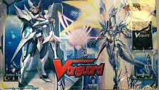 Vanguard BT16 Playmat - Blaster Blade & Thing Saver - Vanguard - MINT