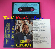 MC DUKE ELLINGTON Omonimo Same italy ORIGINAL MUSICSTARS 602 no cd lp dvd vhs