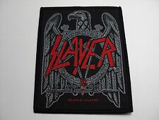 SLAYER EAGLE       WOVEN  PATCH