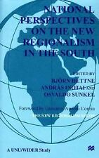 National Perspectives On the New Regionalism in the South: Vol. 3