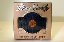 Dean Markley Artist Transducer Acoustic Guitar Pickup Pick Up