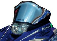 "Yamaha SRX Mountain Max V Max Venture Snowmobile Cobra Windshield 13.5"" Chrome"