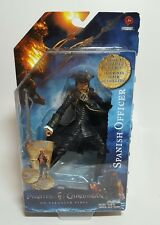 2011 Pirates of the Caribbean On Stranger Tides Spanish Officer Figure Series 2