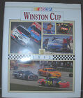 UMI 1995 NASCAR Winston Cup yearbook, all race coverage, hardback w/dust jacket